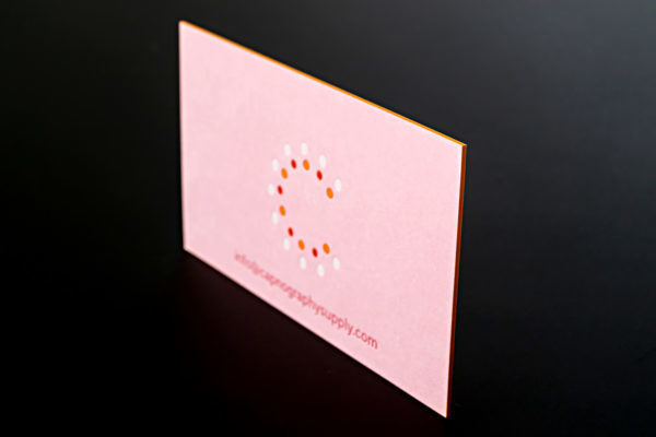 "US Standard Sized Business Cards 2"" x 3.5"""