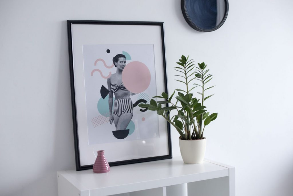 How to Hang Posters Without Damaging The Wall — or The Poster
