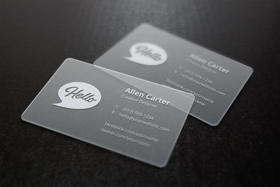 11 Design Layouts That Are Guaranteed To Make Your Business Cards Look Great