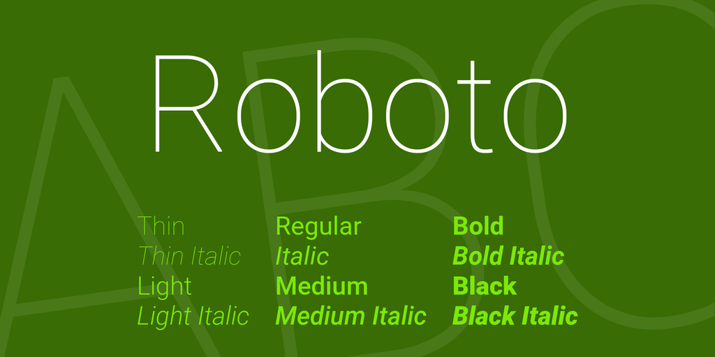 The Most Easily Readable Fonts for Web and Print
